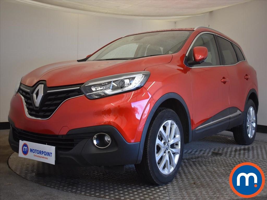 Renault Kadjar 1.5 dCi Dynamique Nav 5dr - Stock Number 1172571 Passenger side front corner