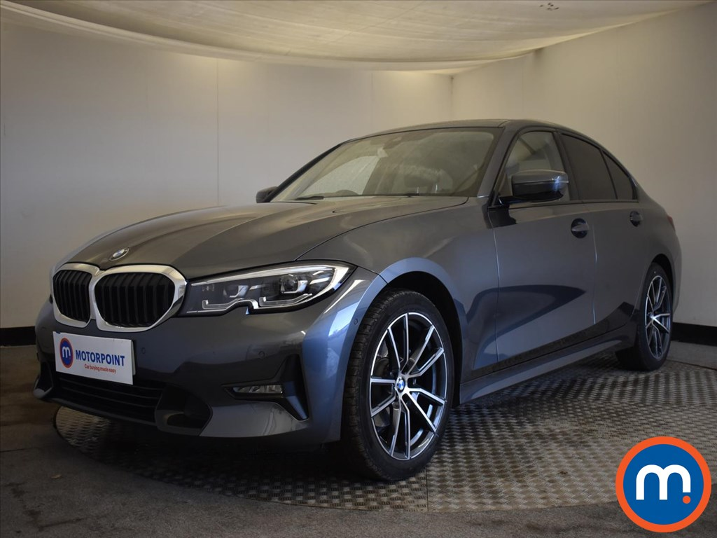 BMW 3 Series 320i Sport 4dr Step Auto - Stock Number 1173262 Passenger side front corner