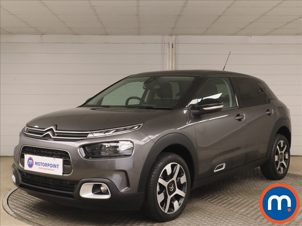 Citroen C4 Cactus 1.2 PureTech 130 Flair EAT6 5dr - Stock Number 1172746 Passenger side front corner
