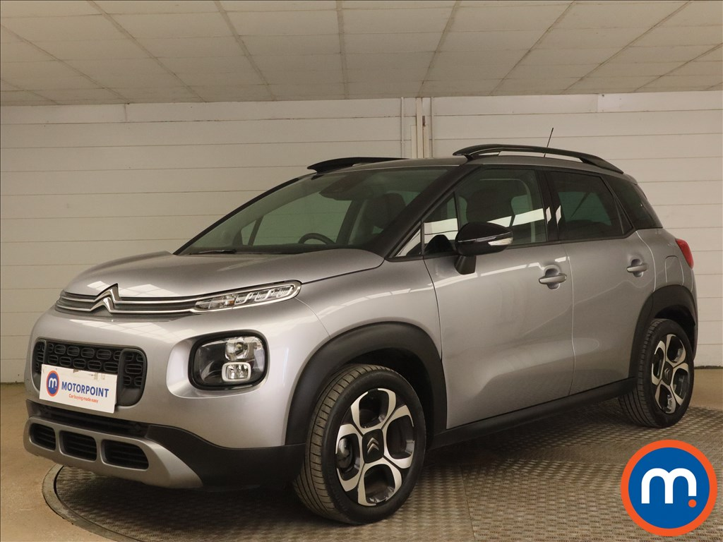 Citroen C3 Aircross 1.2 PureTech 110 Flair 5dr [6 speed] - Stock Number 1169256 Passenger side front corner