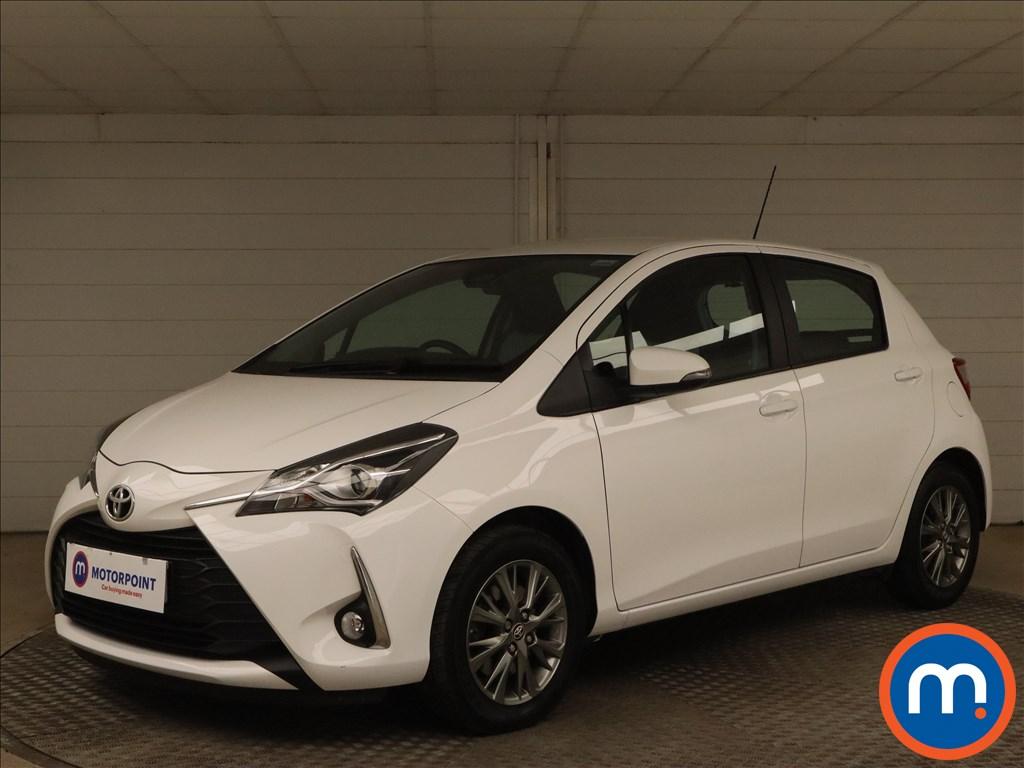 Toyota Yaris 1.5 VVT-i Icon 5dr CVT - Stock Number 1173194 Passenger side front corner