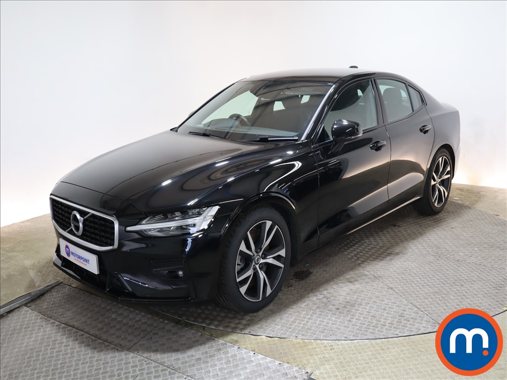 Volvo S60 2.0 T5 R DESIGN Plus 4dr Auto - Stock Number 1168441 Passenger side front corner