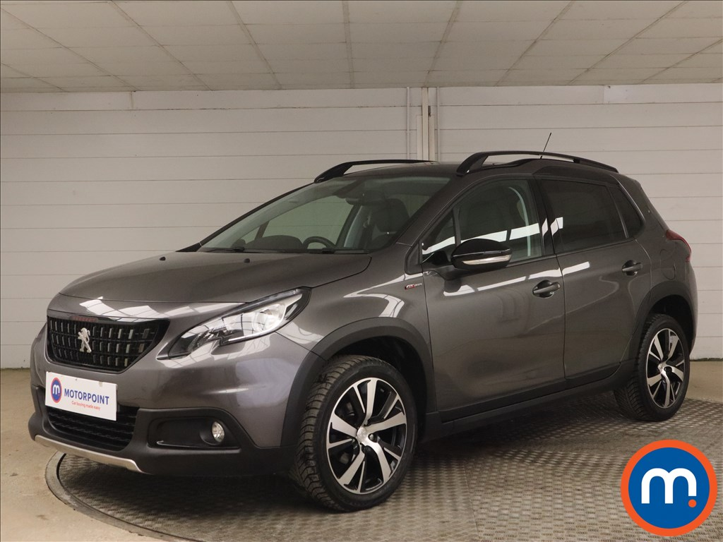 Peugeot 2008 1.5 BlueHDi 100 GT Line 5dr [5 Speed] - Stock Number 1172663 Passenger side front corner