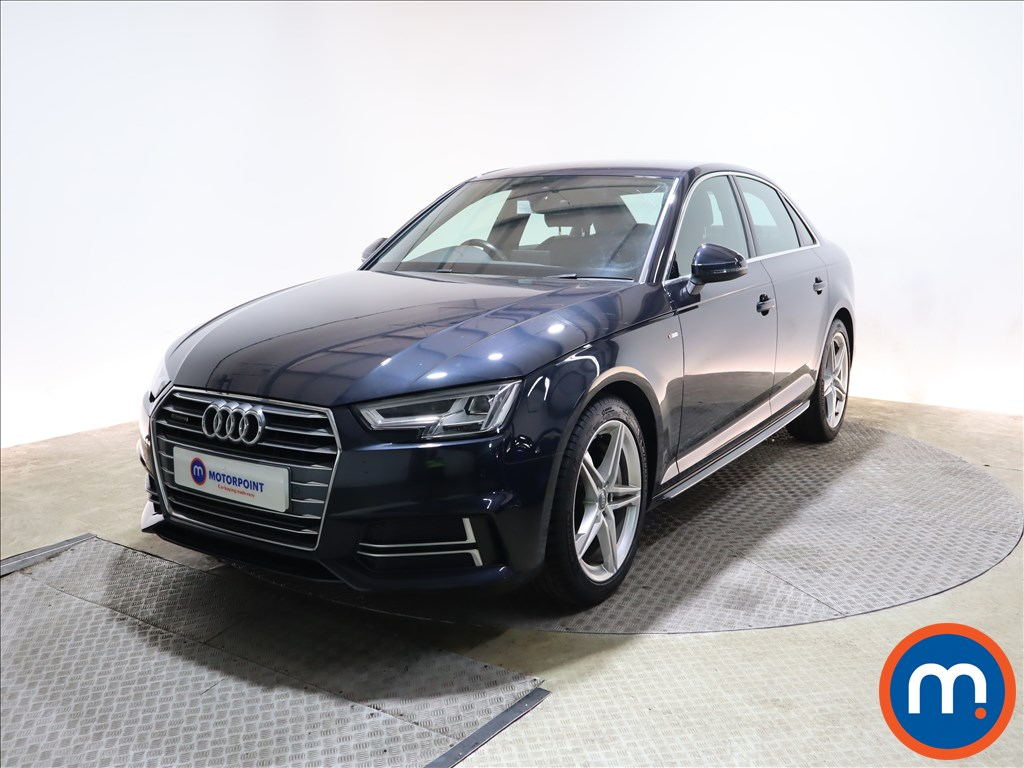 Audi A4 2.0T FSI 252 Quattro S Line 4dr S Tronic - Stock Number 1169121 Passenger side front corner