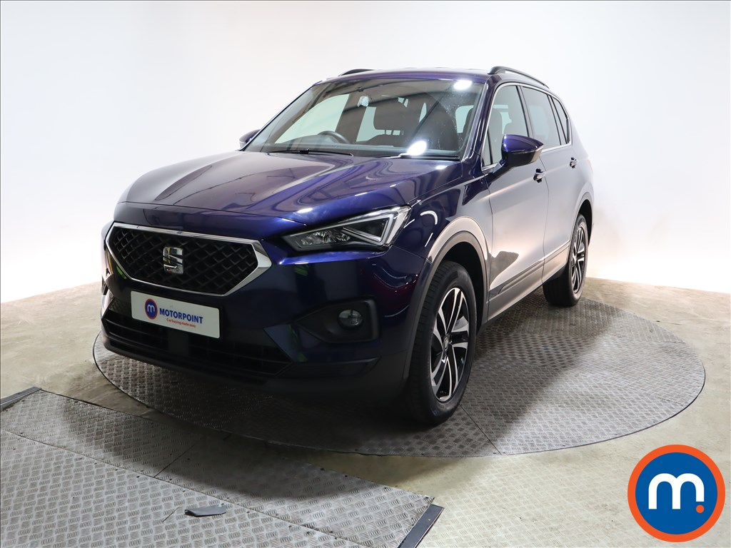 Seat Tarraco 2.0 TDI SE Technology 5dr DSG 4Drive - Stock Number 1172123 Passenger side front corner