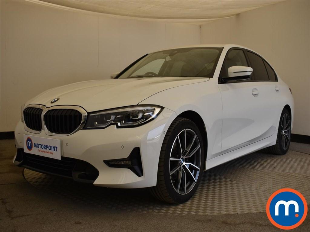 BMW 3 Series 320i Sport 4dr Step Auto - Stock Number 1173164 Passenger side front corner