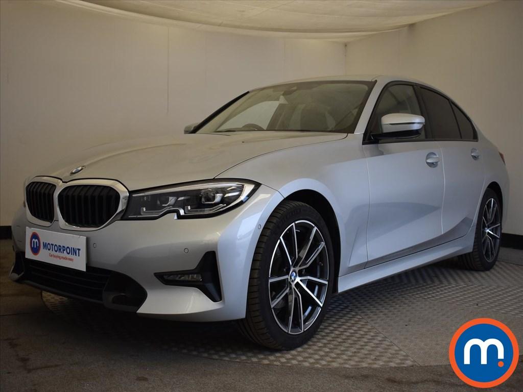 BMW 3 Series 320i Sport 4dr Step Auto - Stock Number 1173300 Passenger side front corner