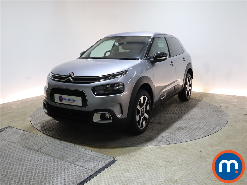 Citroen C4 Cactus 1.2 PureTech Flair 5dr [6 Speed] - Stock Number 1165568 Passenger side front corner