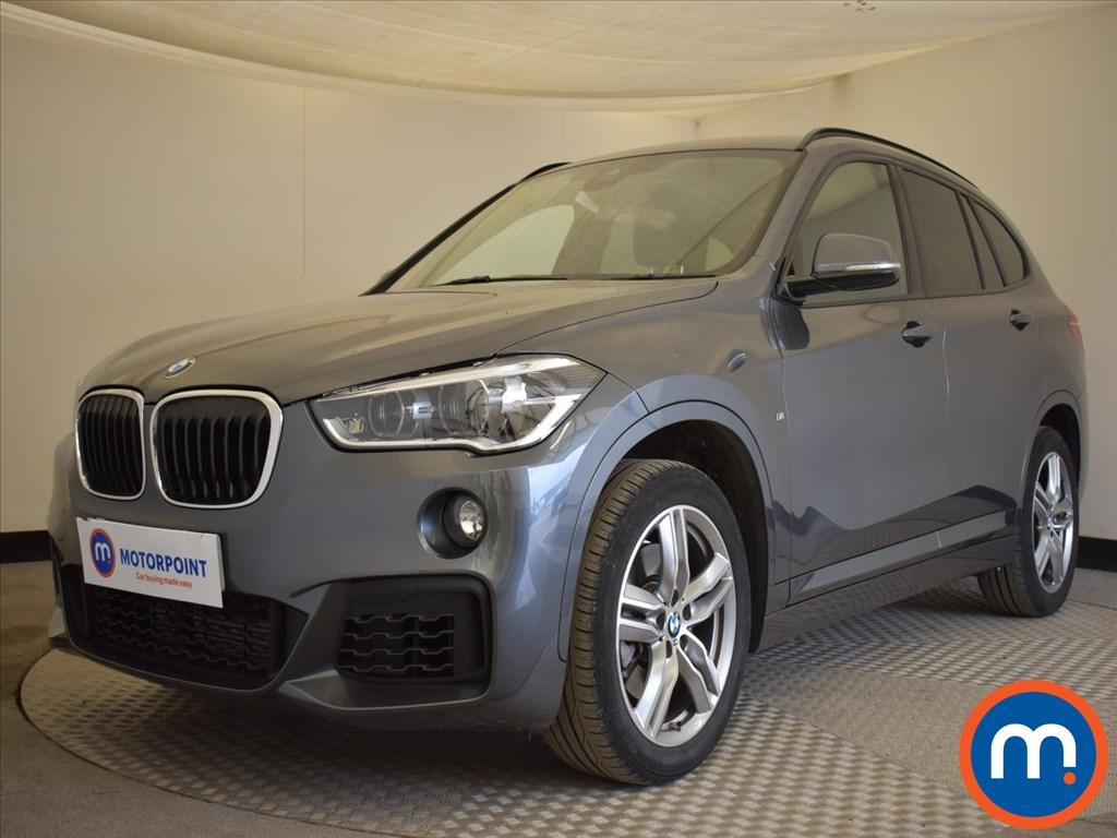 BMW X1 sDrive 20i M Sport 5dr Step Auto - Stock Number 1174218 Passenger side front corner
