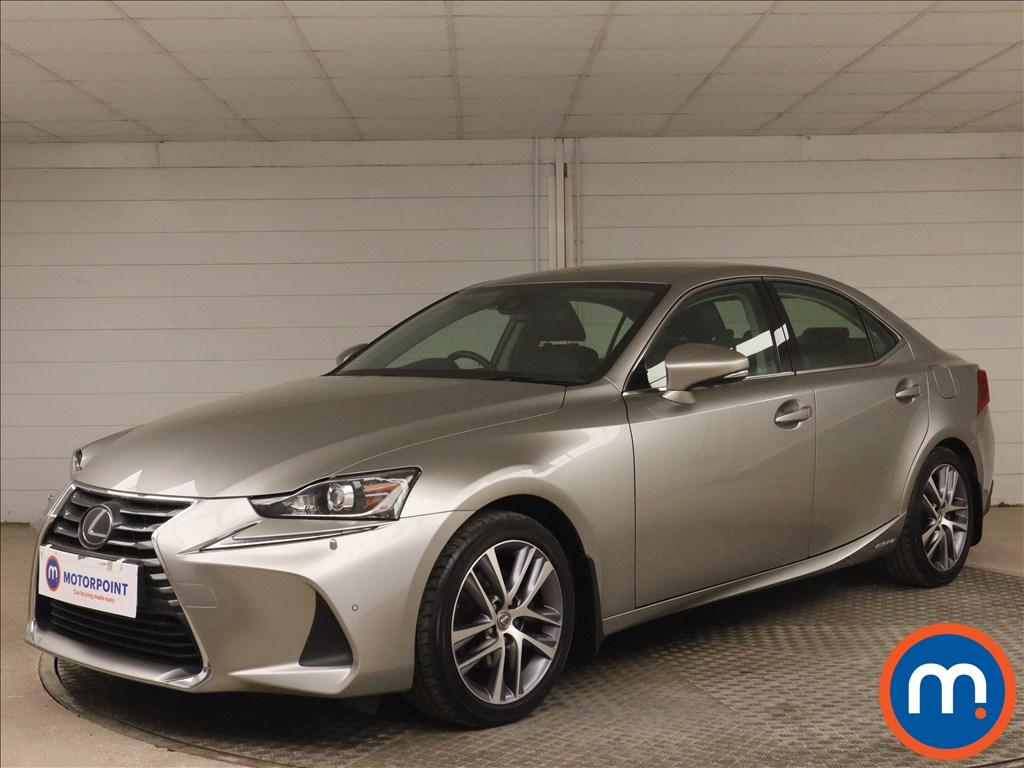 Lexus IS 300h Advance 4dr CVT Auto - Stock Number 1170143 Passenger side front corner