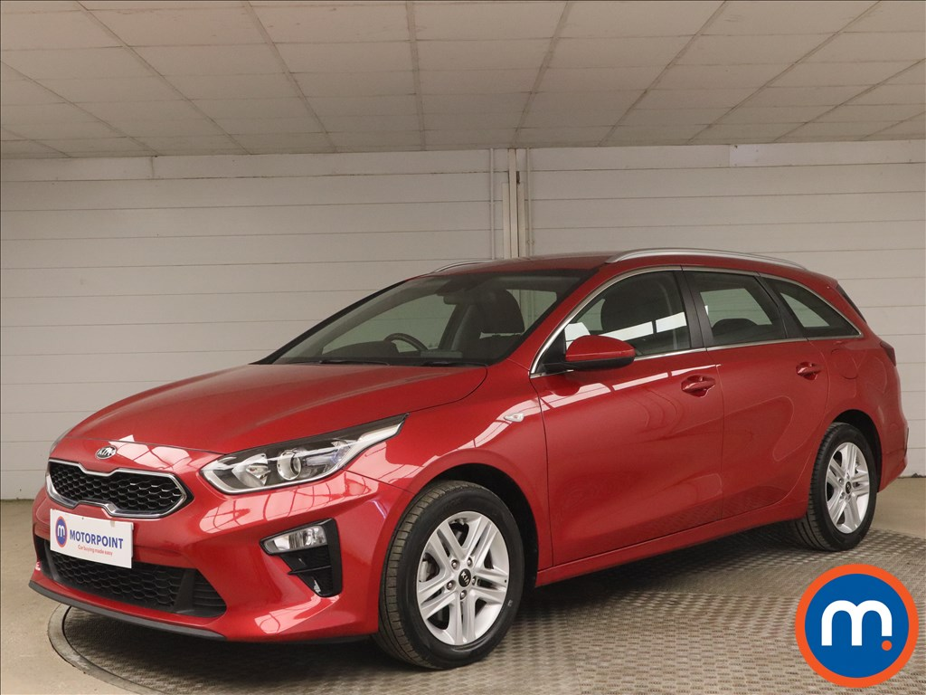 KIA Ceed 1.6 CRDi ISG 2 5dr - Stock Number 1171874 Passenger side front corner