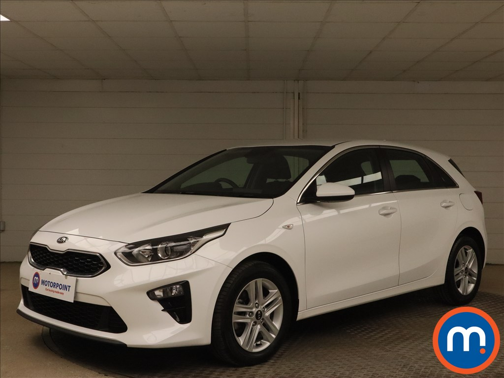 KIA Ceed 1.6 CRDi ISG 2 5dr - Stock Number 1172080 Passenger side front corner
