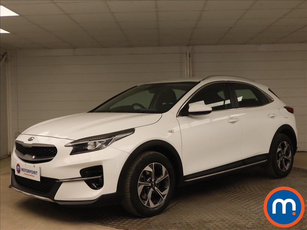 KIA Xceed 1.0T GDi ISG 2 5dr - Stock Number 1172644 Passenger side front corner