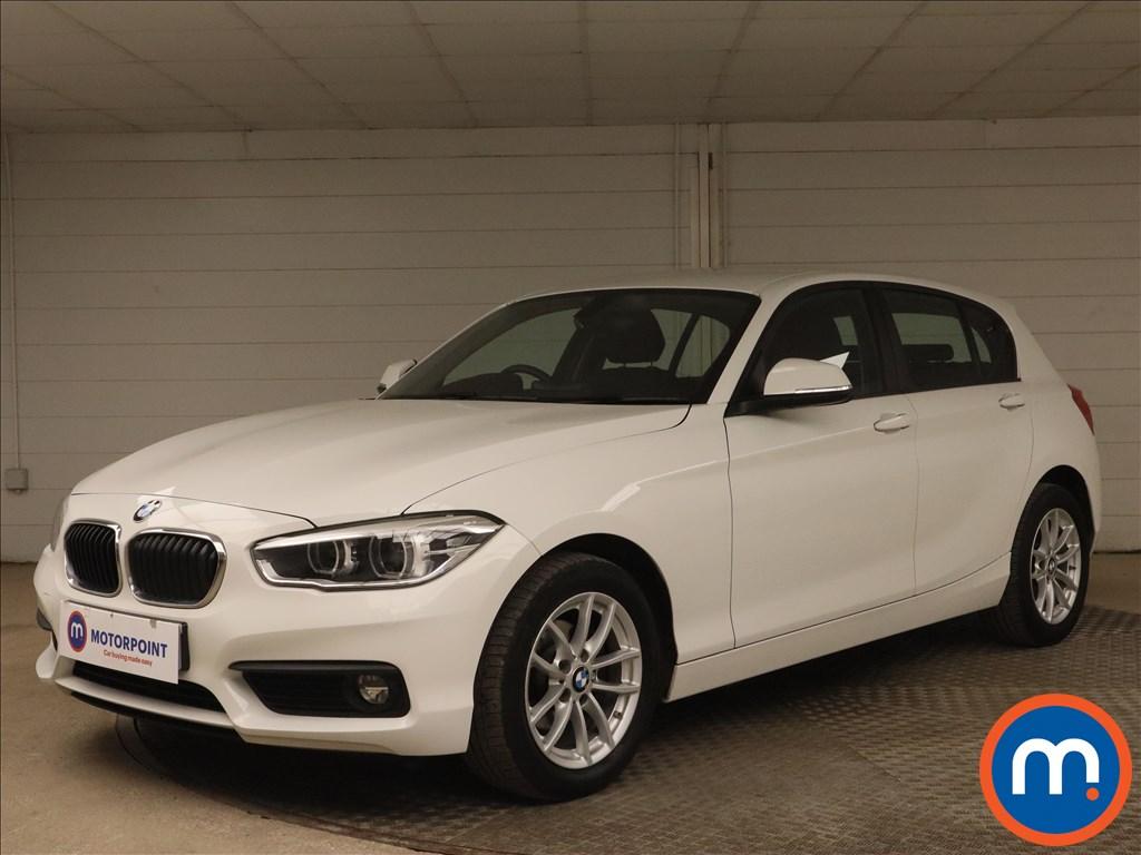 BMW 1 Series 116d SE Business 5dr [Nav-Servotronic] - Stock Number 1174440 Passenger side front corner