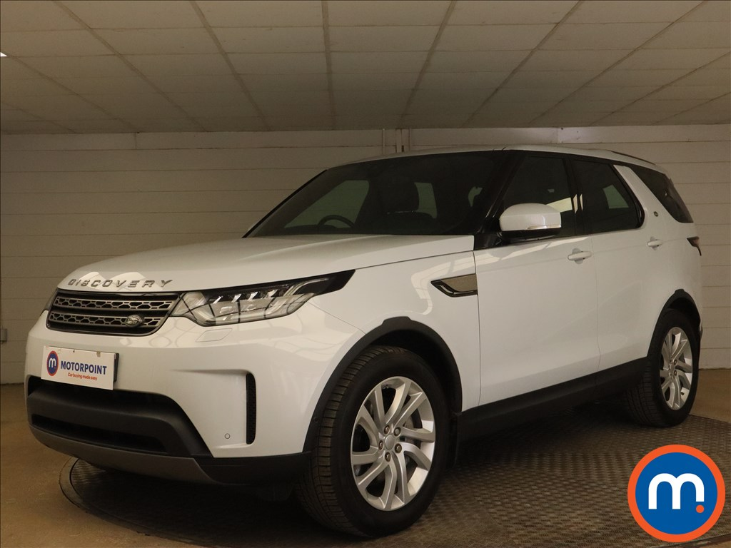 Land Rover Discovery 3.0 SDV6 SE 5dr Auto - Stock Number 1172521 Passenger side front corner