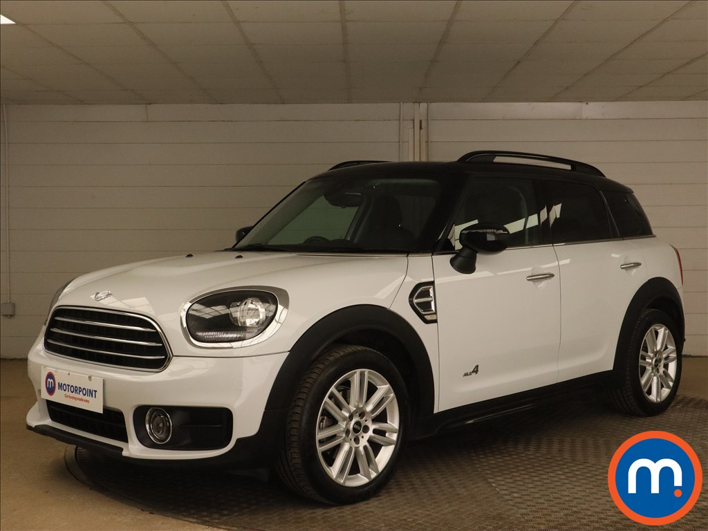 Mini Countryman 2.0 Cooper D Exclusive ALL4 5dr Auto - Stock Number 1175163 Passenger side front corner