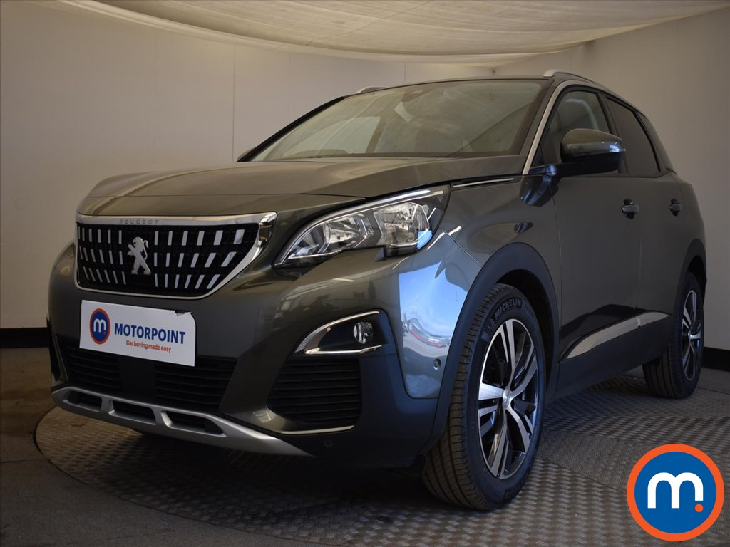 Peugeot 3008 1.5 BlueHDi Allure 5dr - Stock Number 1172053 Passenger side front corner