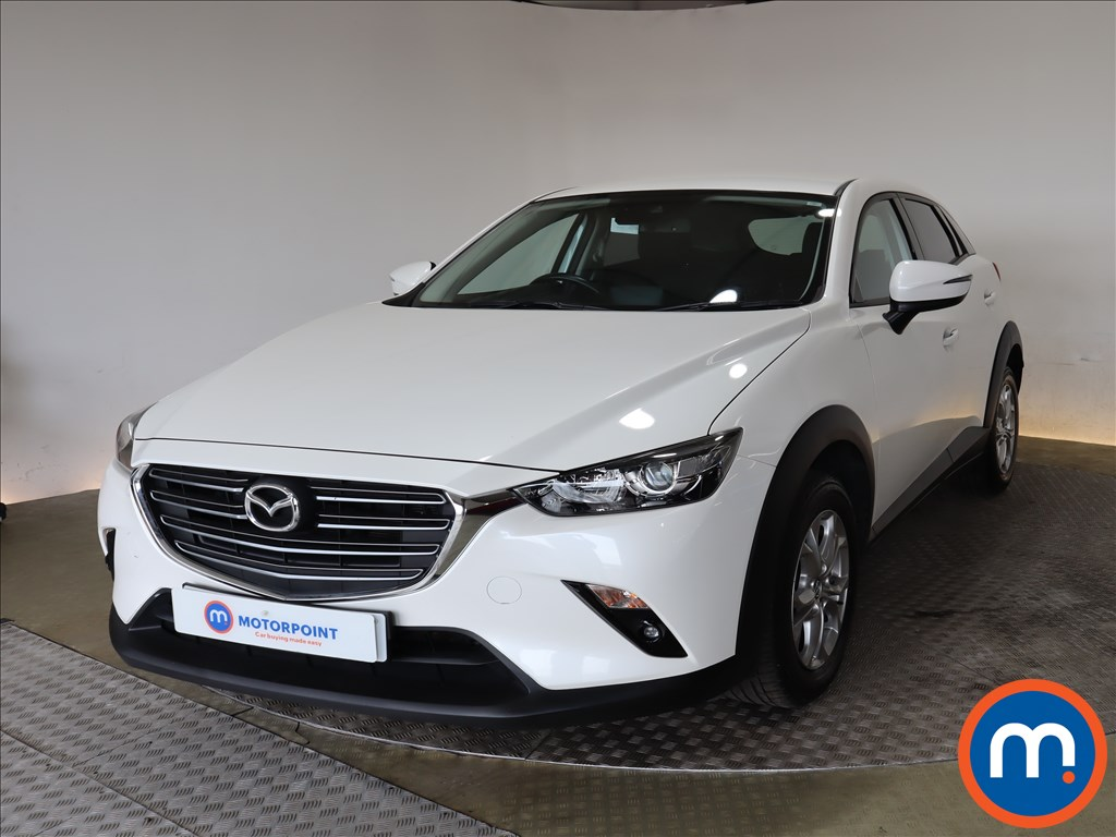 Mazda Cx-3 2.0 SE-L Nav -Plus 5dr Auto - Stock Number 1173566 Passenger side front corner
