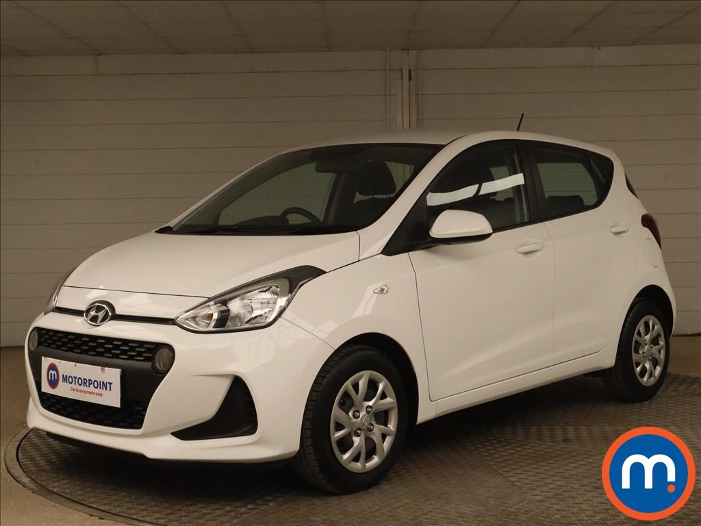 Hyundai I10 1.2 SE 5dr - Stock Number 1171783 Passenger side front corner
