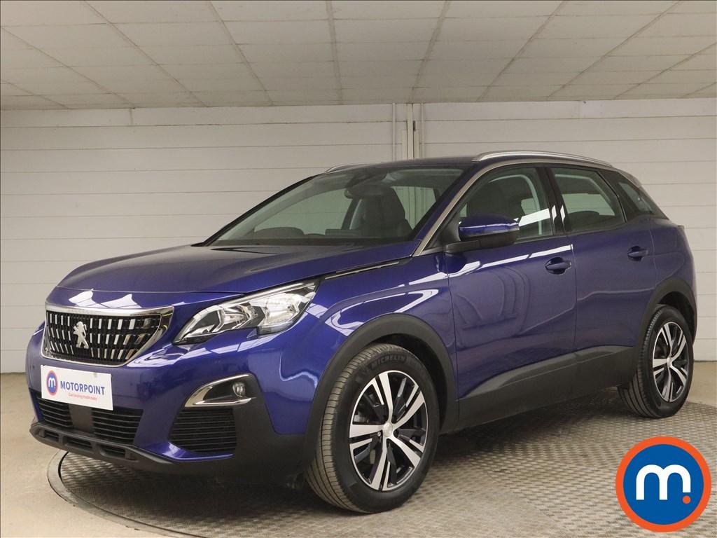Peugeot 3008 1.2 PureTech Active 5dr - Stock Number 1170386 Passenger side front corner