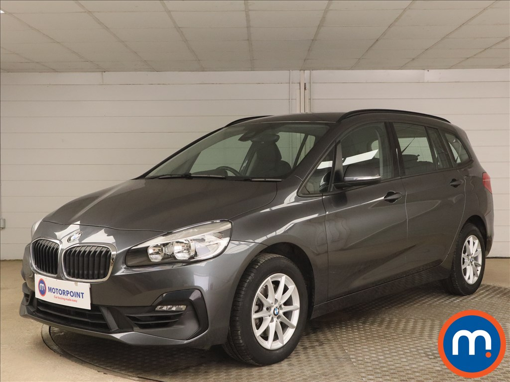 BMW 2 Series 218i SE 5dr - Stock Number 1174209 Passenger side front corner