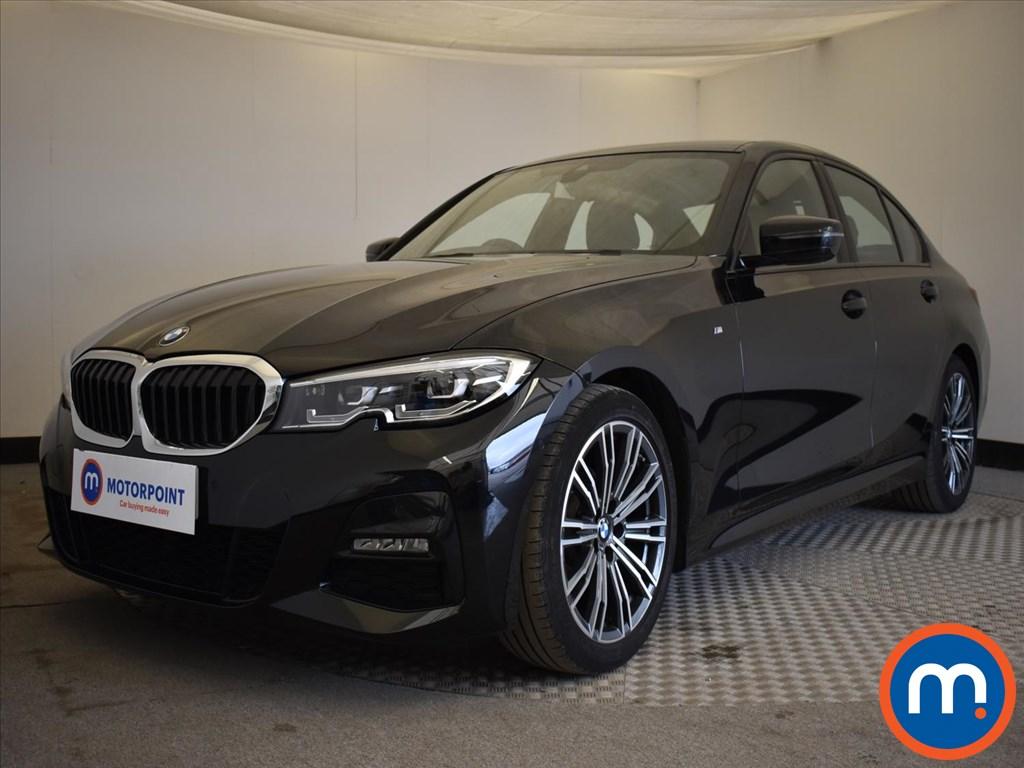 BMW 3 Series 318d M Sport 4dr - Stock Number 1175206 Passenger side front corner