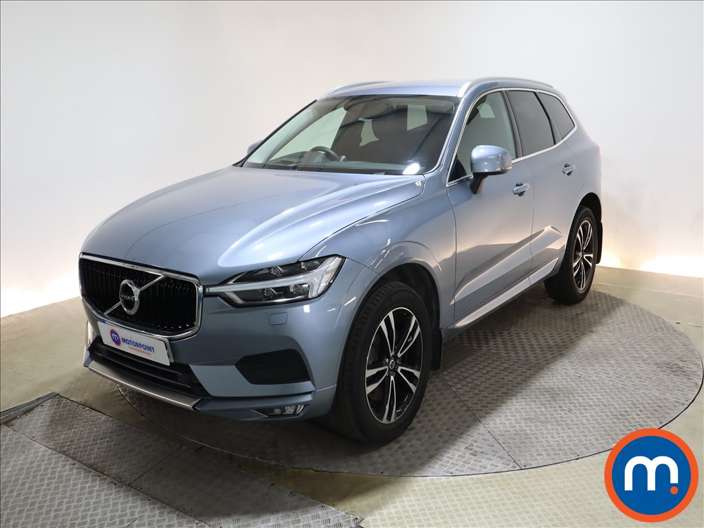 Volvo Xc60 2.0 D4 Momentum Pro 5dr AWD Geartronic - Stock Number 1167856 Passenger side front corner