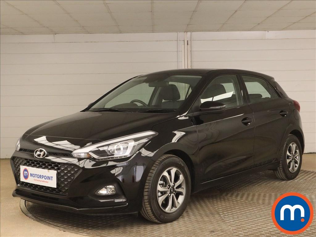 Hyundai I20 1.2 MPi SE 5dr - Stock Number 1115075 Passenger side front corner