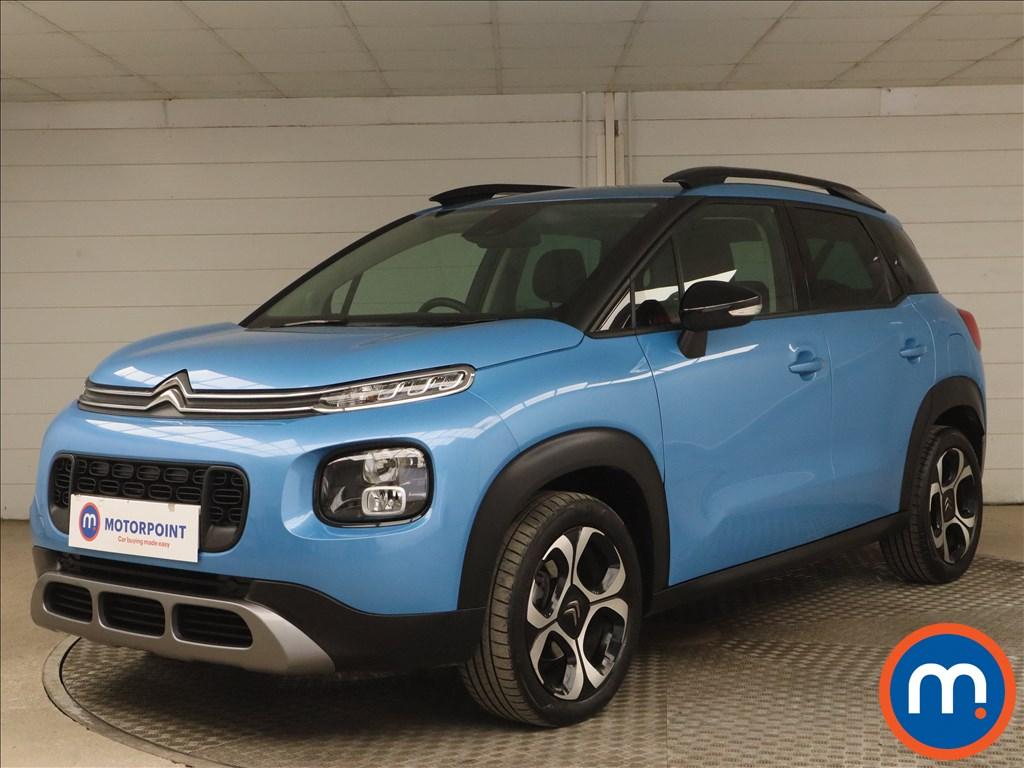 Citroen C3 Aircross 1.2 PureTech 110 Flair 5dr [6 speed] - Stock Number 1169258 Passenger side front corner