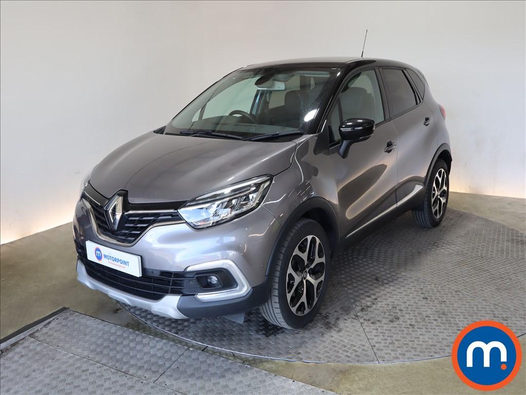 Renault Captur 1.5 dCi 90 GT Line 5dr - Stock Number 1172229 Passenger side front corner