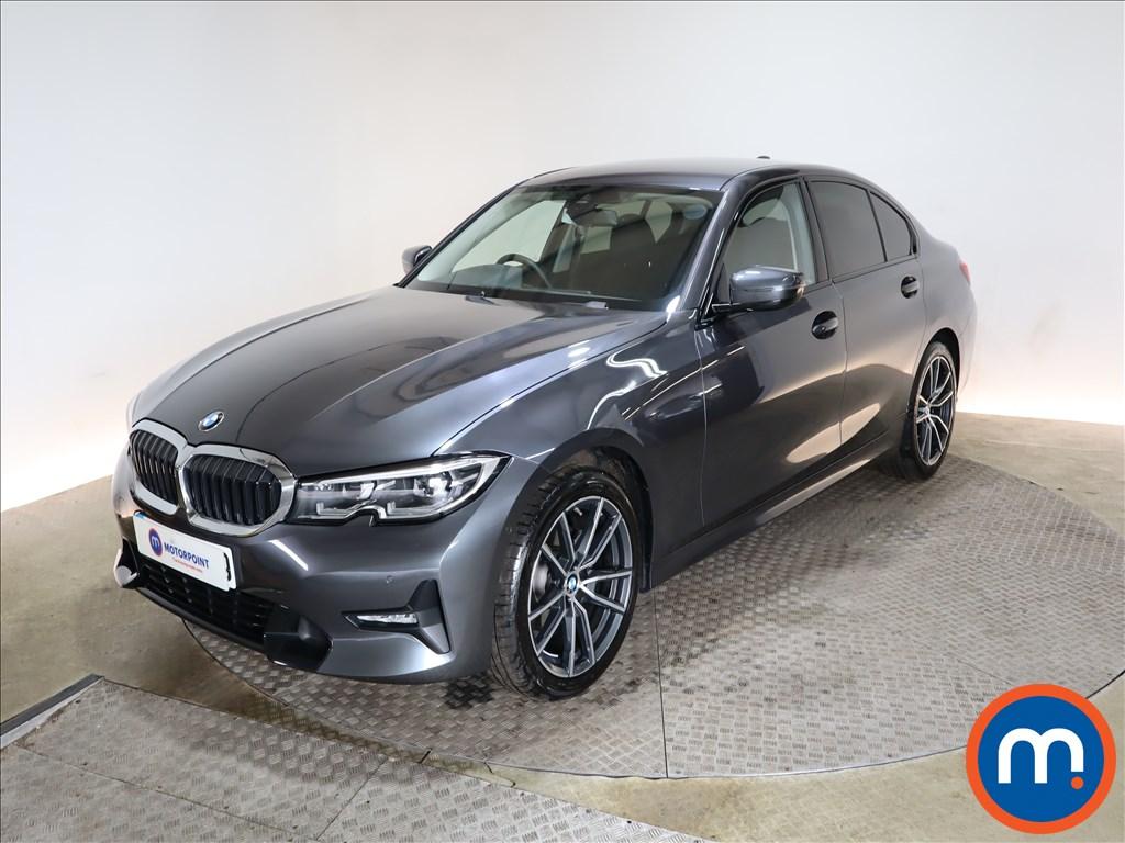 BMW 3 Series 320i Sport 4dr Step Auto - Stock Number 1178572 Passenger side front corner