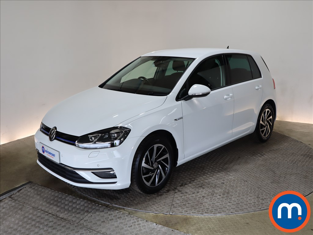 Volkswagen Golf 1.5 TSI EVO Match Edition 5dr - Stock Number 1176898 Passenger side front corner