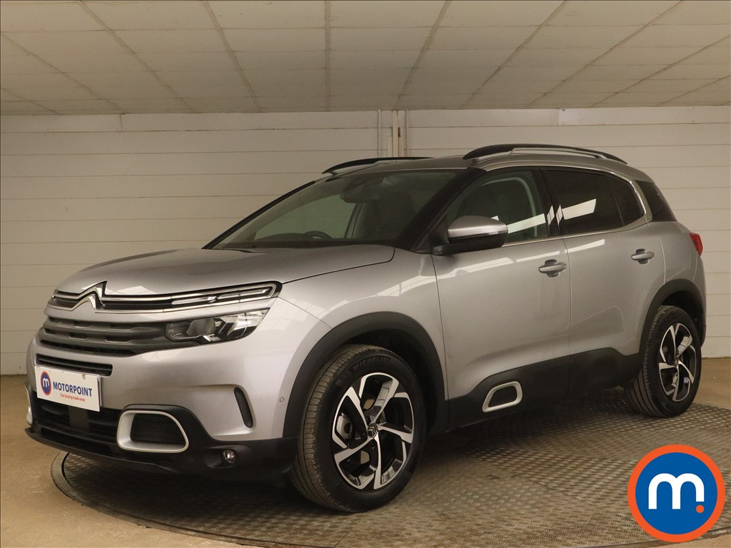Citroen C5 Aircross 1.5 BlueHDi 130 Flair 5dr EAT8 - Stock Number 1175926 Passenger side front corner
