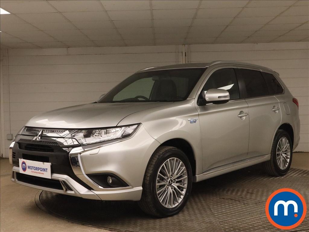 Mitsubishi Outlander 2.4 PHEV Dynamic 5dr Auto - Stock Number 1175304 Passenger side front corner