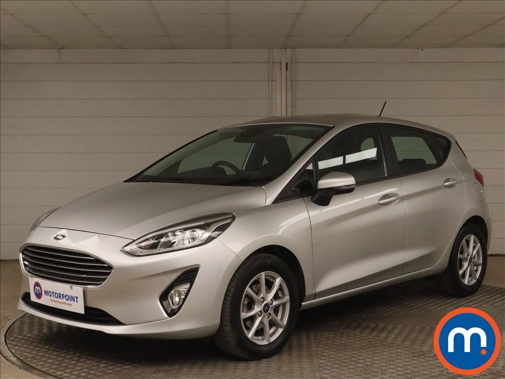 Ford Fiesta 1.0 EcoBoost Zetec Navigation 5dr - Stock Number 1177086 Passenger side front corner