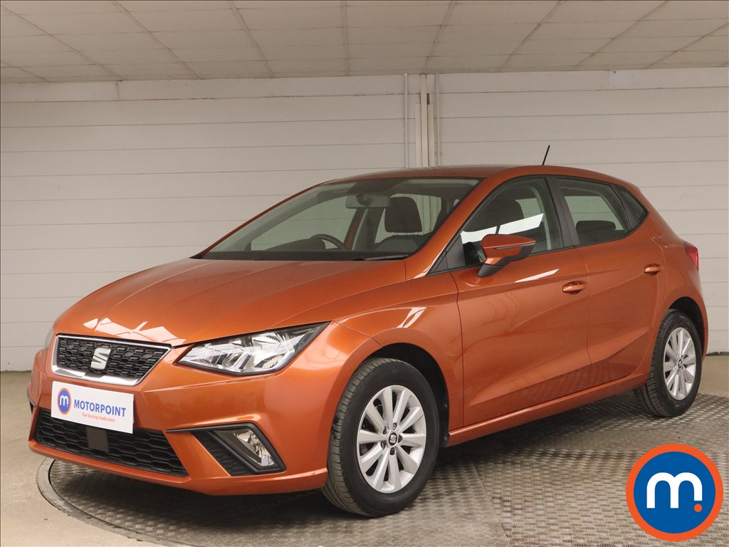 Seat Ibiza 1.0 SE Technology 5dr - Stock Number 1176777 Passenger side front corner