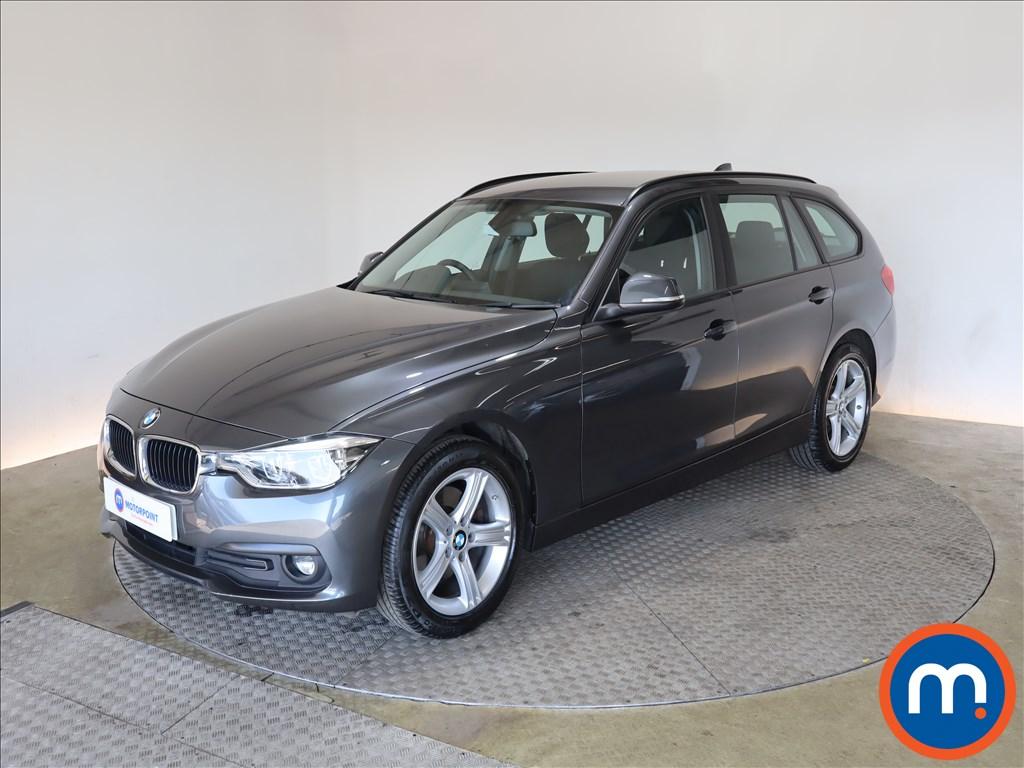 BMW 3 Series 320d SE 5dr - Stock Number 1178768 Passenger side front corner