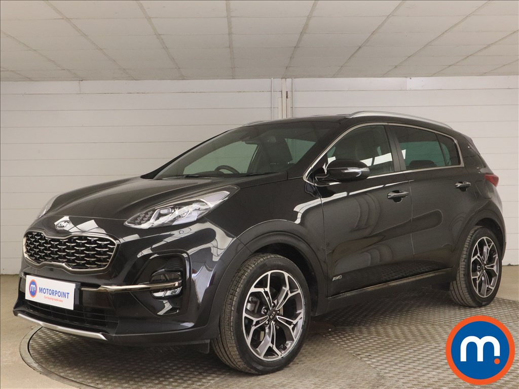 KIA Sportage 1.6T GDi ISG GT-Line 5dr DCT Auto [AWD] - Stock Number 1175420 Passenger side front corner