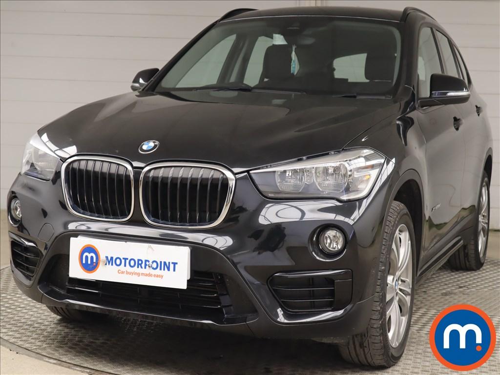 BMW X1 xDrive 20d Sport 5dr Step Auto - Stock Number 1177960 Passenger side front corner