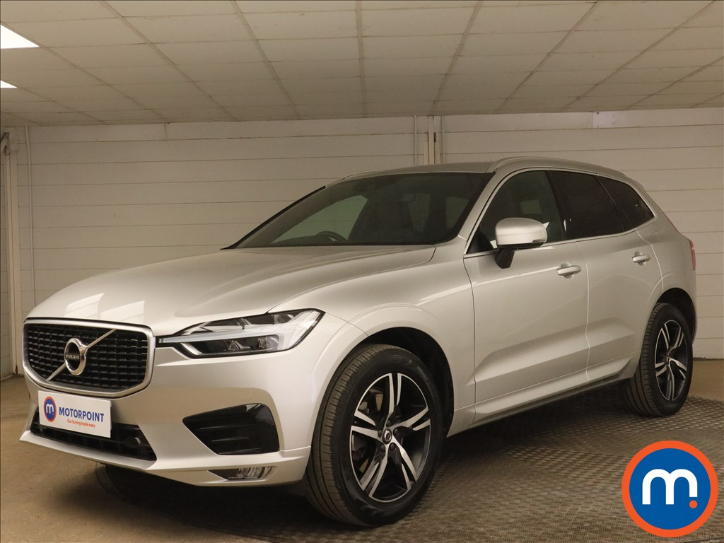 Volvo Xc60 2.0 D4 R DESIGN 5dr AWD Geartronic - Stock Number 1179272 Passenger side front corner