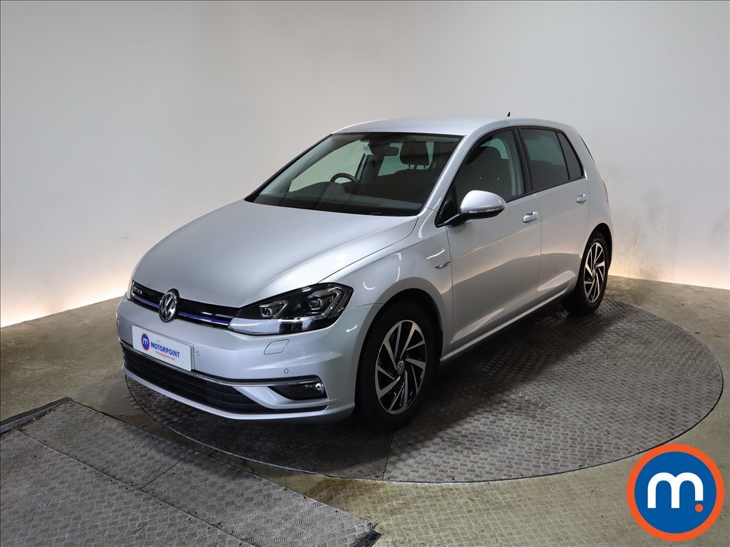 Volkswagen Golf 1.5 TSI EVO Match Edition 5dr - Stock Number 1174809 Passenger side front corner