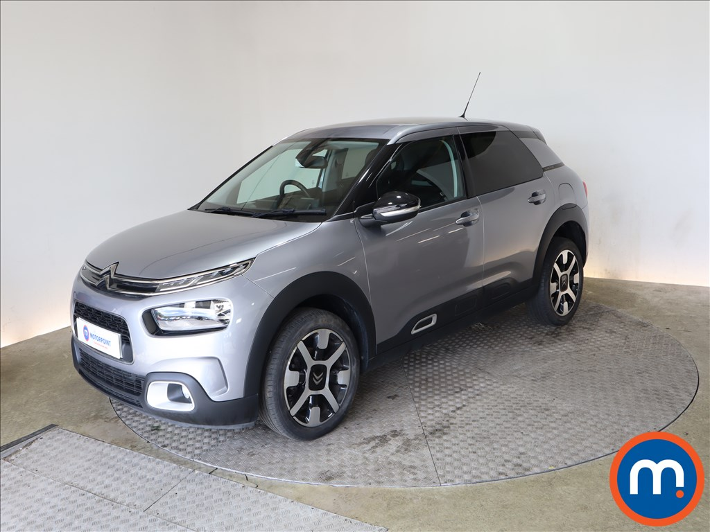 Citroen C4 Cactus 1.2 PureTech Flair 5dr [6 Speed] - Stock Number 1178000 Passenger side front corner