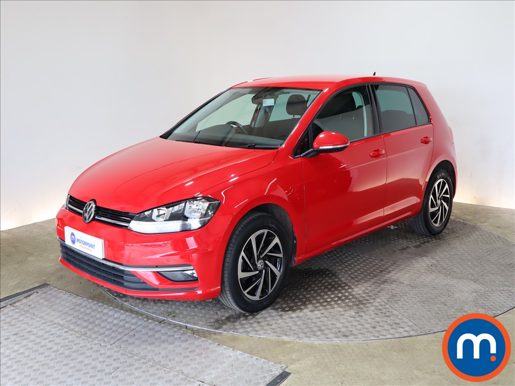 Volkswagen Golf 1.6 TDI Match 5dr - Stock Number 1179096 Passenger side front corner