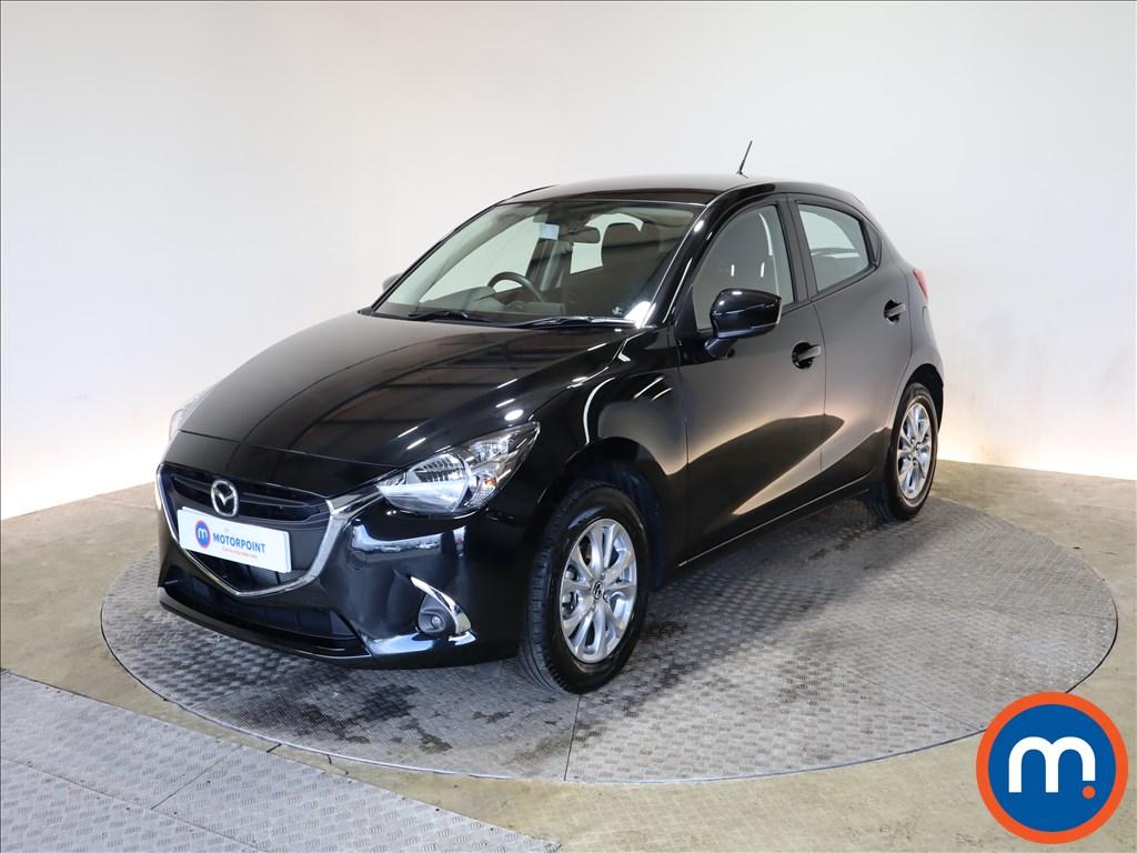 Mazda 2 1.5 75 SE-L-Plus 5dr - Stock Number 1183016 Passenger side front corner