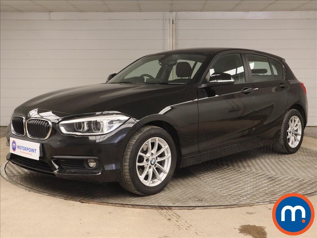 BMW 1 Series 116d SE Business 5dr [Nav-Servotronic] - Stock Number 1180627 Passenger side front corner