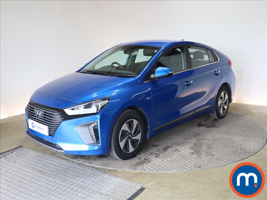 Hyundai Ioniq 1.6 GDi Hybrid Premium SE 5dr DCT - Stock Number 1180493 Passenger side front corner