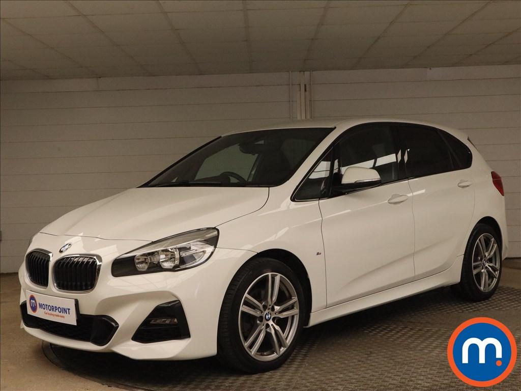 BMW 2 Series 220i M Sport 5dr DCT - Stock Number 1180217 Passenger side front corner