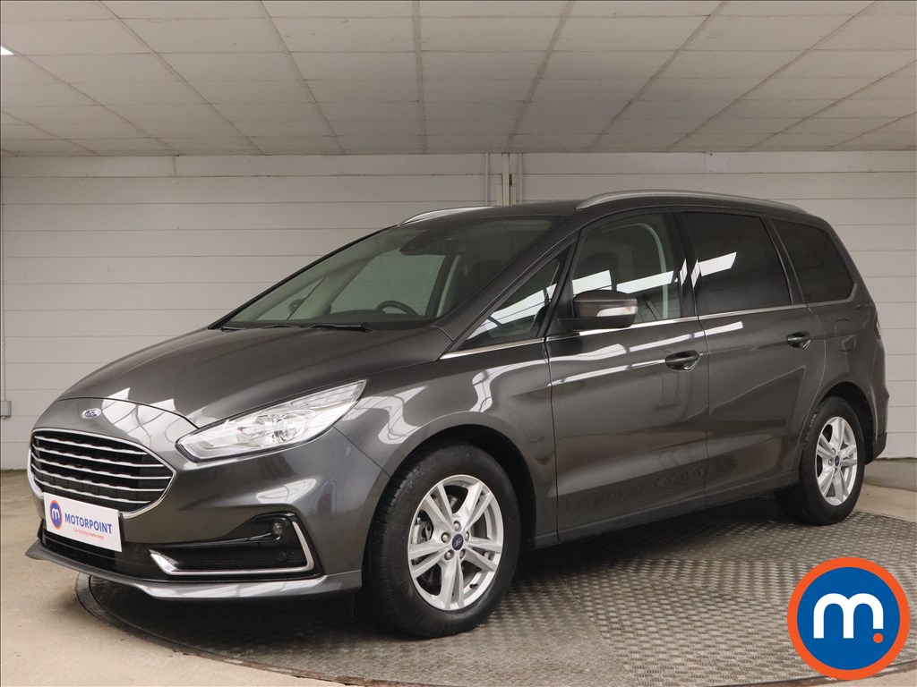 Ford Galaxy 2.0 EcoBlue 190 Titanium 5dr Auto - Stock Number 1183312 Passenger side front corner