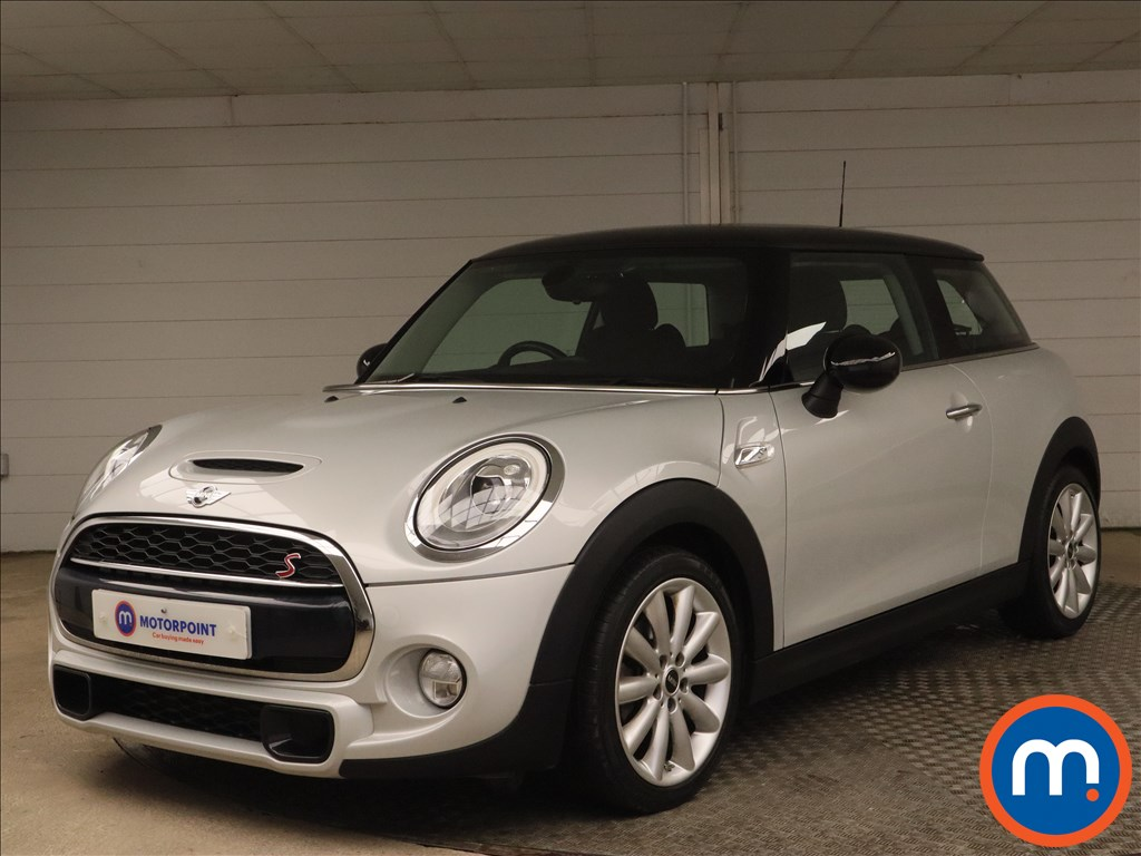 Mini Hatchback 2.0 Cooper S 3dr - Stock Number 1186666 Passenger side front corner