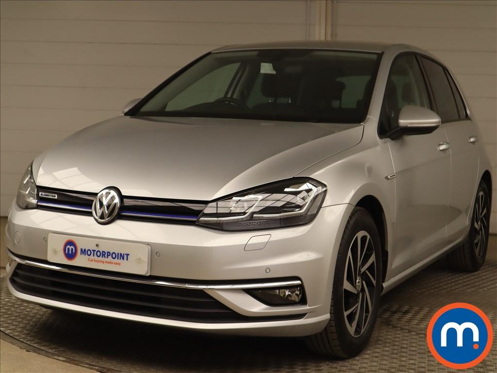 Volkswagen Golf 1.5 TSI EVO Match Edition 5dr - Stock Number 1180480 Passenger side front corner